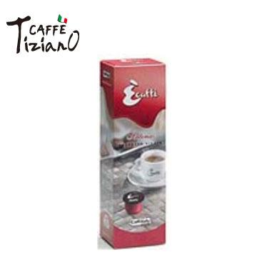 【即期品】Caffe Tiziano 咖啡膠囊(10入)(Intenso 160930)