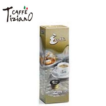 【即期品】Caffe Tiziano 咖啡膠囊(10入)(Prezioso 160928)