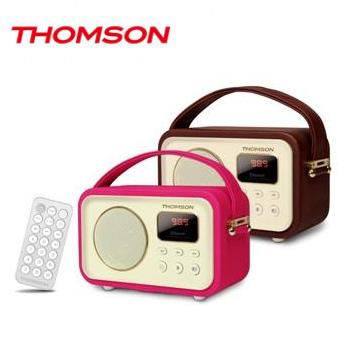 THOMSON 藍牙/USB/TF 隨身音響(TM-TCDT09U)