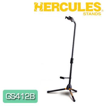 HERCULES 背靠式吉他立架(GS412B)