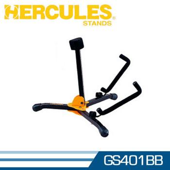HERCULES 迷你木吉他架附袋(GS401BB)