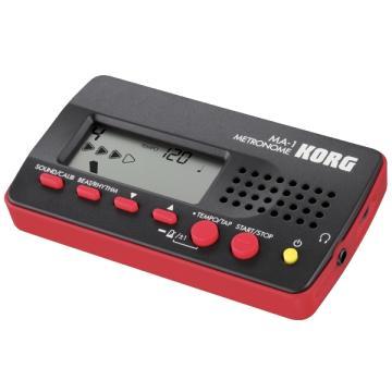 KORG 節拍器(MA-1(黑紅))