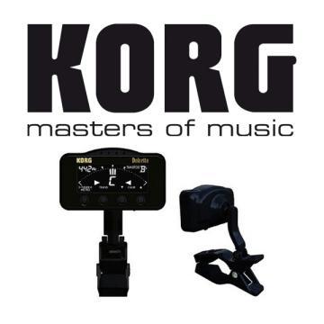 KORG 夾式調音節拍器(AW-3M(黑))