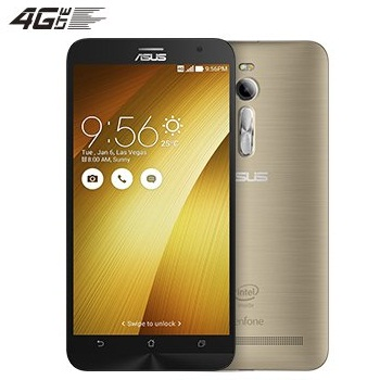 ASUS ZenFone2 128G 5.5吋-金(4G RAM) ZE551ML 128G金