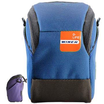 WINER VITA S23隨身相機腰包-深藍(VITA S23)