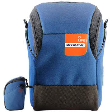 WINER VITA S25隨身相機腰包-深藍(VITA S25)