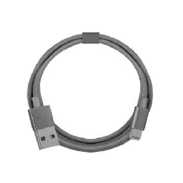 M.CRAFTSMAN Lightning USB傳輸線1.2m-黑(CN01-CL)