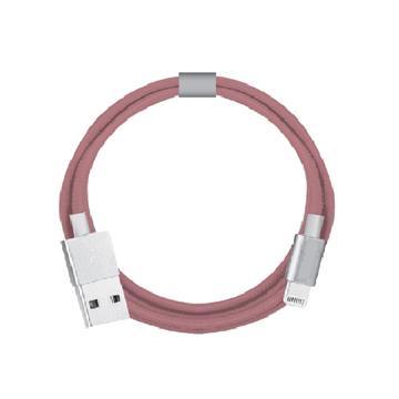 M.CRAFTSMAN Lightning USB傳輸線1.2m-紅(CN03-RD)