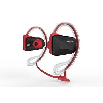 Jabees Bsport 运动型蓝牙耳机-红(Bsport红)