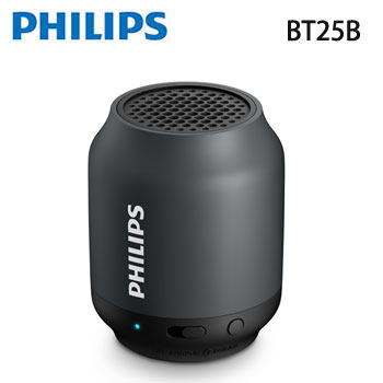 PHILIPS藍牙揚聲器 BT25B(BT25B)