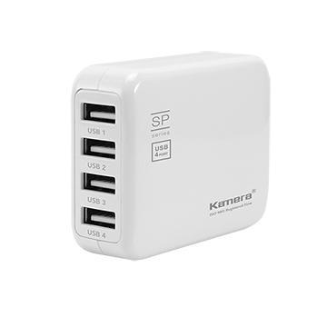 Kamera 4 Port USB 充電器 SP-4U(SP-4U)