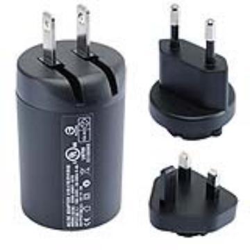 Kamera DB-310 USB 充電器 5V/2A 黑色(DB-310 USB充電器)