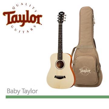 Taylor 泰勒 Baby旅行小吉他含原廠袋(BT1)