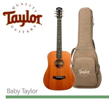 Taylor 泰勒 Baby旅行小吉他含原廠袋(BT2)