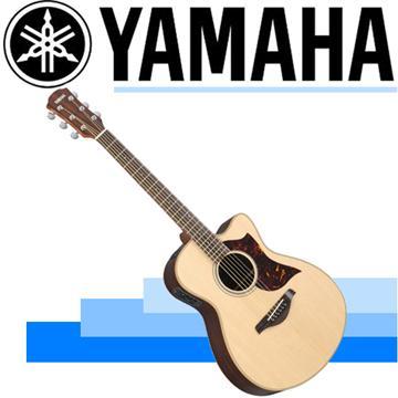 YAMAHA A3系列電民謠吉他-原木色(AC3R)