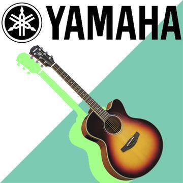 YAMAHA 舞台表現設計電木民謠吉他(CPX500VS)