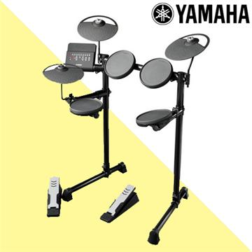 YAMAHA 輕便款電子鼓組+專用音箱(DTX400K)