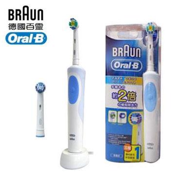 歐樂B 活力美白電動牙刷(D12023W)
