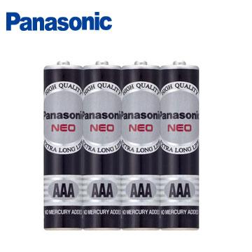 國際牌碳鋅4號電池4入(R03NNT/4SCA)