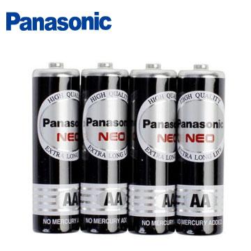 國際牌碳鋅3號電池4入(R6NNT/4SCA)