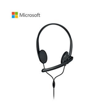 Microsoft LX-1000耳機麥克風-黑(JTD-00010)