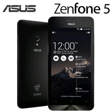 【福利品】華碩ZenFone 5 5吋多核手機1G/8G(ZenFone 5-黑 (送膜+套))