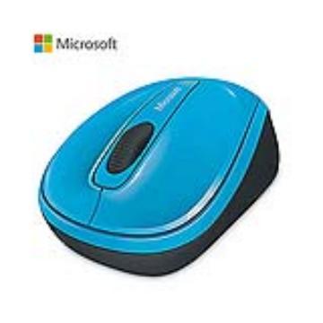 Microsoft 無線行動滑鼠3500-藍(GMF-00275)
