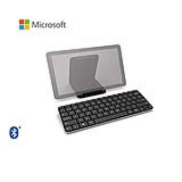 Microsoft Wedge 行動鍵盤-迷你藍牙鍵盤(U6R-00025)