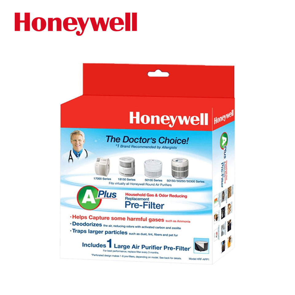 Honeywell CZ除臭濾網