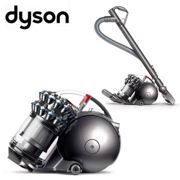 【展示機】dyson DC63 圓筒式吸塵器(銀藍色)(DC63 motorhead)
