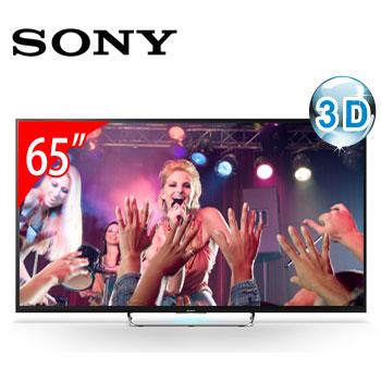 SONY 65型3D LED智慧型液晶電視(KDL-65W850C)