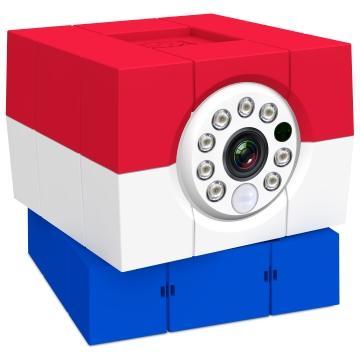 iCam HD 無線攝影機-荷蘭旗(ACC1308A1NL)