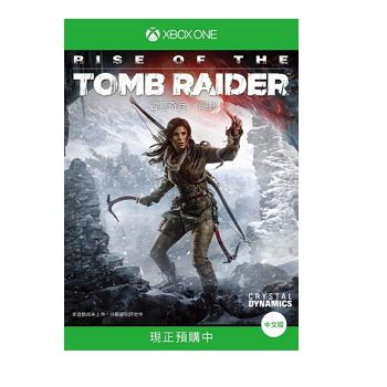 XBOX ONE 古墓奇兵:崛起中文版