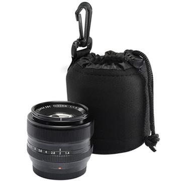 Kamera 潛水料鏡頭袋(S)-黑(潛水料鏡頭袋(S))
