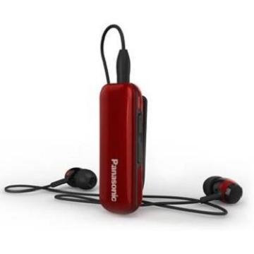 Panasonic BT4.0一對二立體聲藍牙耳機-紅(RP-BTE55LT-R)