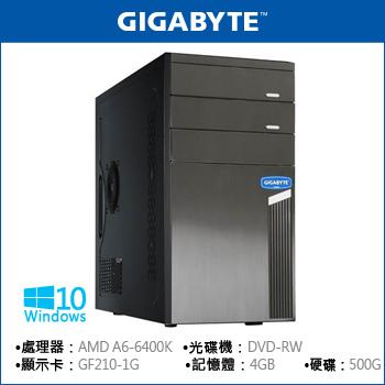 Gigabyte LX3 AMD 500G LX3-TKF640-4S5021