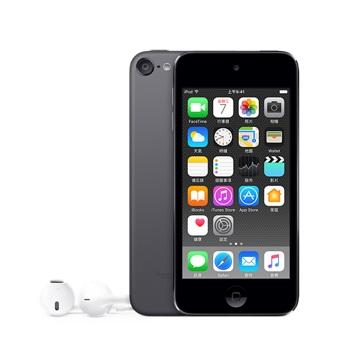 Apple iPod Touch 32GB 第六代 (太空灰)(台灣公司貨)(MKJ02TA/A)【贈專用充電器+多功能電子觸控筆】