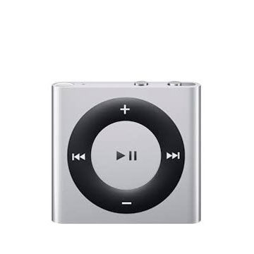 【2GB】iPod shuffle 銀色 (4TH)(MKMG2TA/A)
