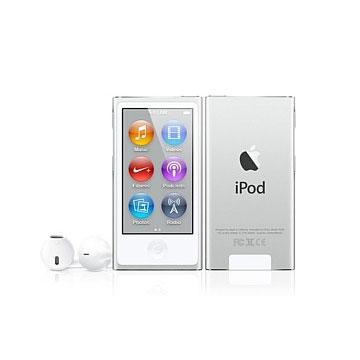 【16G】iPod nano 銀色 (7TH)(MKN22TA/A)