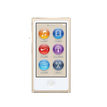 【16G】iPod nano 金色 (7TH)(MKMX2TA/A)