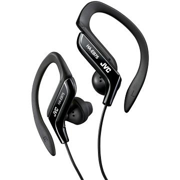 JVC HA-EB75運動型防水耳掛耳機-黑(HA-EB75-B)