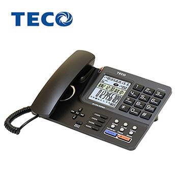 TECO 東元數位語音秘書旗艦電話機(XYFXC801)