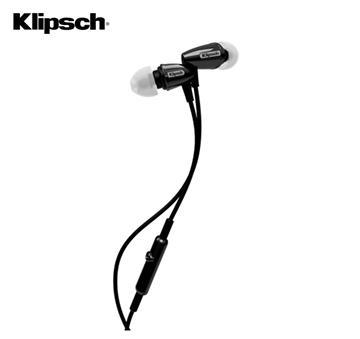 Klipsch S3m耳道式耳機-黑(S3m black)