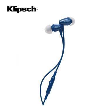 Klipsch S3m耳道式耳機-藍(S3m blue)