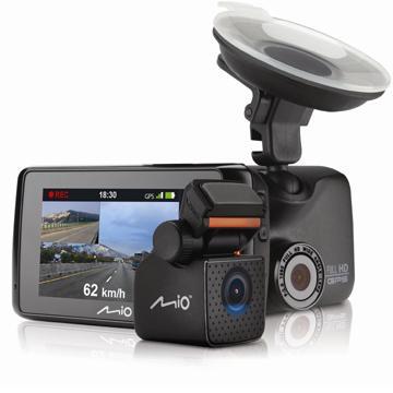 Mio MiVue 618D前後雙鏡頭GPS行車記錄器(MiVue 618D)