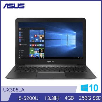 ASUS UX305LA Ci5 256G SSD 極致輕薄筆電(UX305LA-0081A5200U) | 快3網路商城~燦坤實體守護