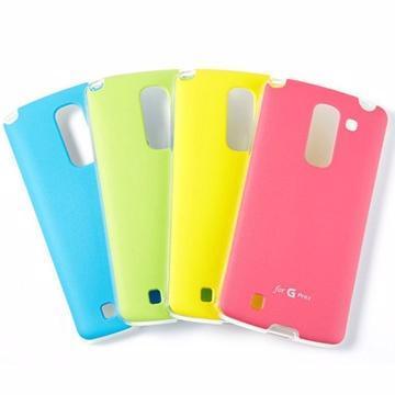 LG G Pro 2 VOIA 果凍保護背蓋/保護殼-黑(VOIA-G-PRO2-BK)