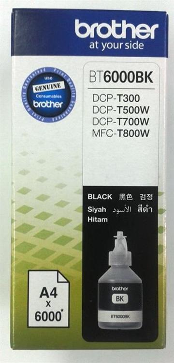 Brother BT6000BK 大连供黑色墨水(BT6000BK)