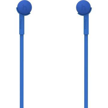 hoomia C8多彩圓球入耳式耳麥-藍(HM-C8-BL)