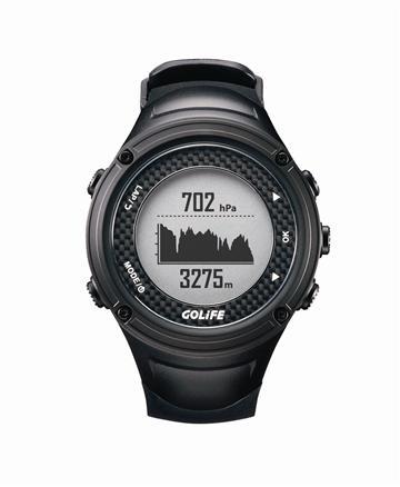 PAPAGO GoWatch X-PRO GPS智慧運動錶-黑